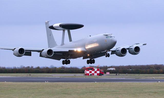 Boeing E-3 Sentry | Royal Air Force