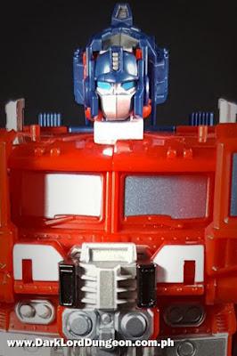 Takara LG-35 Powermaster Prime Head