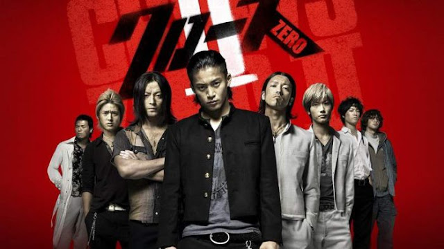 Crows Zero 1-3 sub indonesia