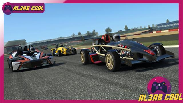 تحميل لعبة Real Racing 3 MOD للأندرويد من الميديا فاير