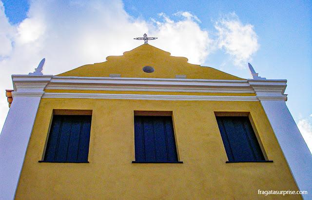 Igreja do Rosarinho dos Pretos de Cachoeira, Bahia