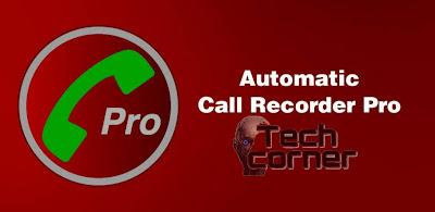 تحميل تطبيق تسجيل للمكالمات للأندرويد  تلقائيا بدون روت Automatic Call Recorder