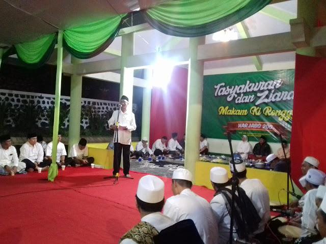 Yonif Raider 514 Kostrad Ikut Tasyakuran Hari Jadi Ke-200 Kabupaten Bondowoso
