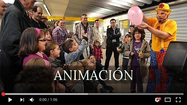 Vladimir Klimsa, Animación, magia divertida, karaoke, globoflexia, juegos
