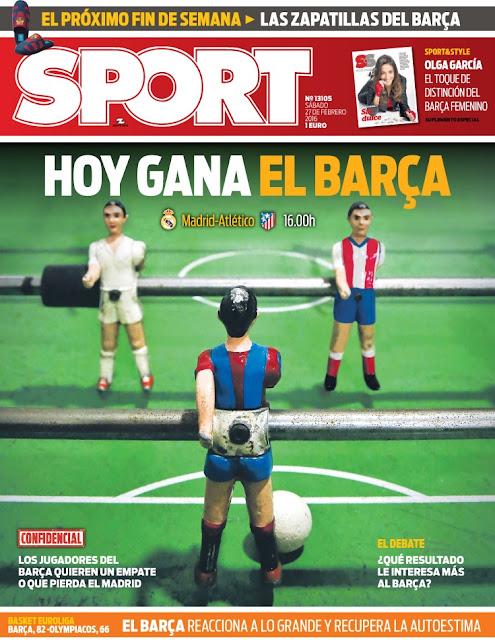 Fc barcelona sport hoy gana el bar a nuevo f tbol for A que hora juega el barcelona hoy