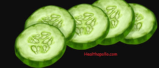 Cucumber for weight loss