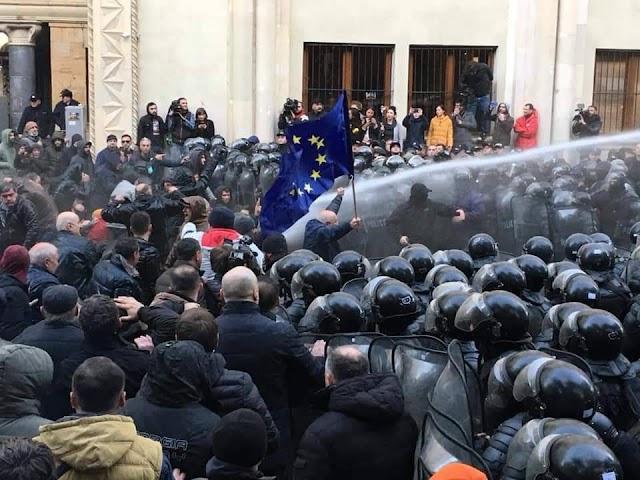 С сегодняшнего дня Грузия на полгода возглавит Совет Европы