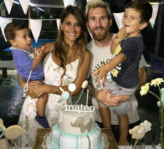 Messi y su novia de años, por fin se casarán en 2017