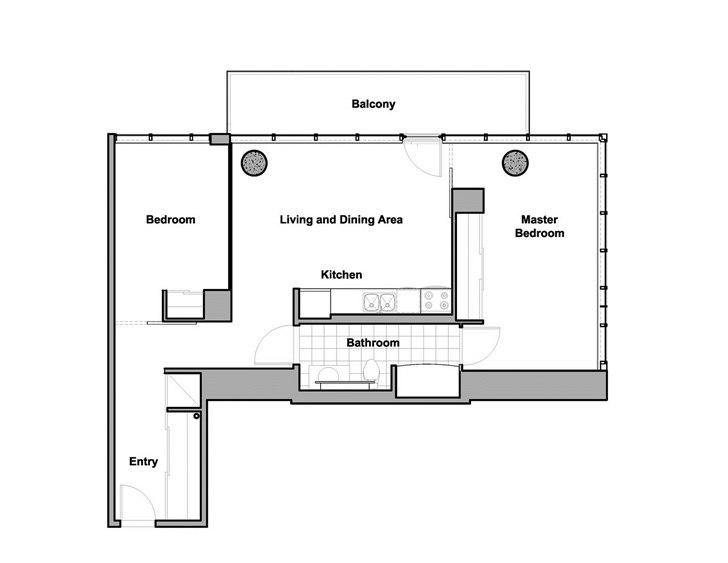 Apartment Floor Plans Canada