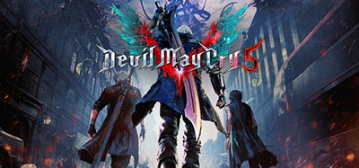 Devil May Cry 5 Deluxe Edition MULTi12-ElAmigos