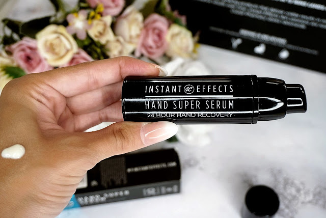 HAND SUPER SERUM my instant effects review
