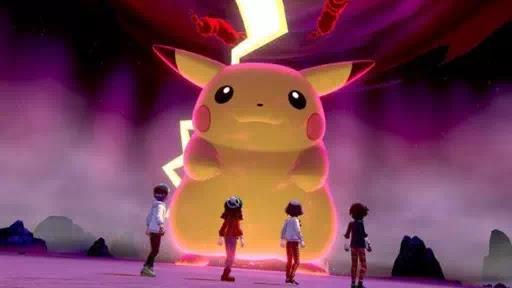 Cara Mendapatkan Gigantamax Pikachu di Pokemon-1