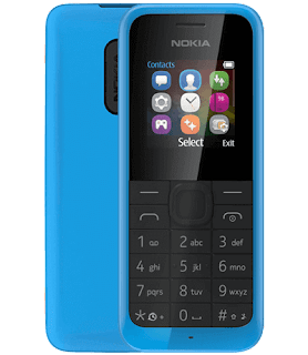 Connect Nokia 105 to computer with mtk USB driver pc suite