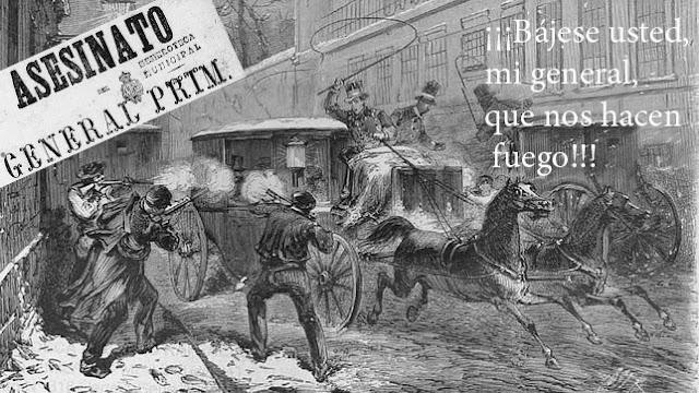 La España de los cantones - Capítulo 3