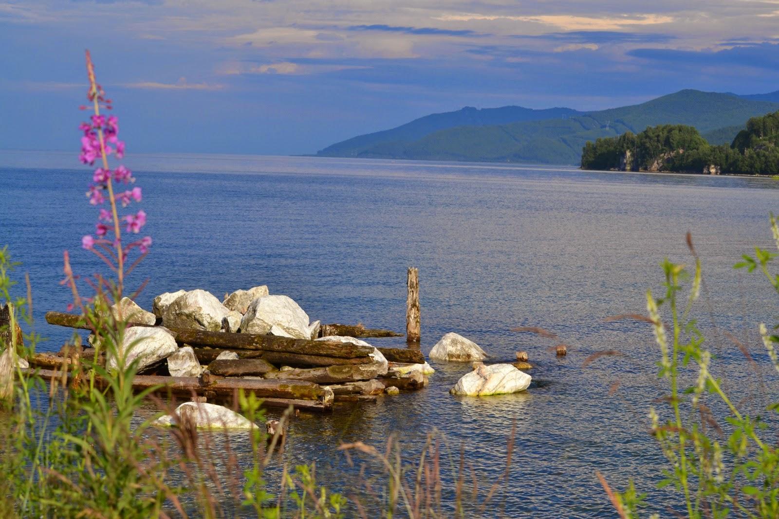 Λίμνη Βαϊκάλη - Μέρος 3ο.