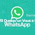 Meilleurs Astuces Comment Savoir Si quelqu'un vous a bloqué sur WhatsApp