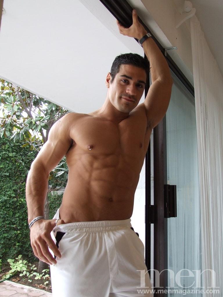 Ripped Latino Gay 22
