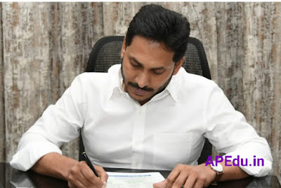 Andhra Pradesh: CM Jagan's sensational decision .. This is the first time in the country .. Rs 10 lakh each