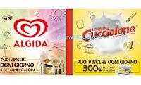 "Logo Concorso ""Happy Days Algida"" : vinci 45 voucher libri da 300 euro e Set Summer Algida e non solo"