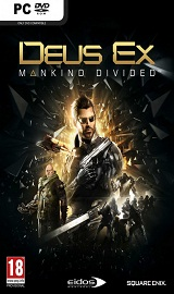 Deus Ex Mankind Divided PC - Deus.Ex.Mankind.Divided-CPY
