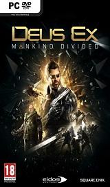 Deus Ex Mankind Divided PC - Deus.Ex.Mankind.Divided-CPY