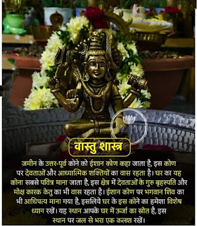 Vastu Tips for Lord Shiv