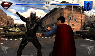 Download Gratis Superman Man Of Steel Apk + Data Terbaru 2016