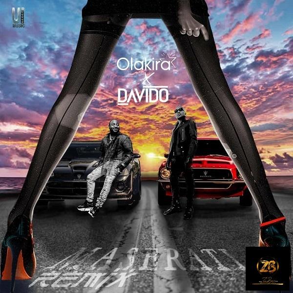 [MUSIC] Olakira ft Davido_Maserati (Remix)