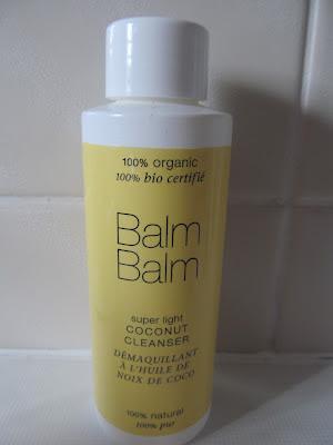 Balm Balm 100% Organic Coconut Cleanser