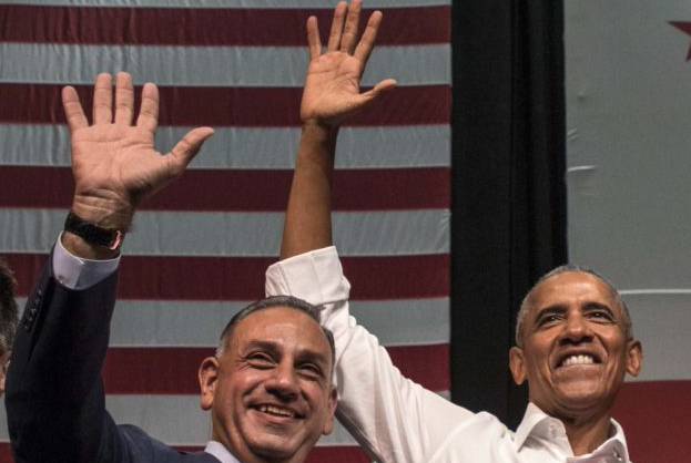 #MeToo: Obama Campaigns with Gil Cisneros, Democrat Accused of Sexual Misconduct
