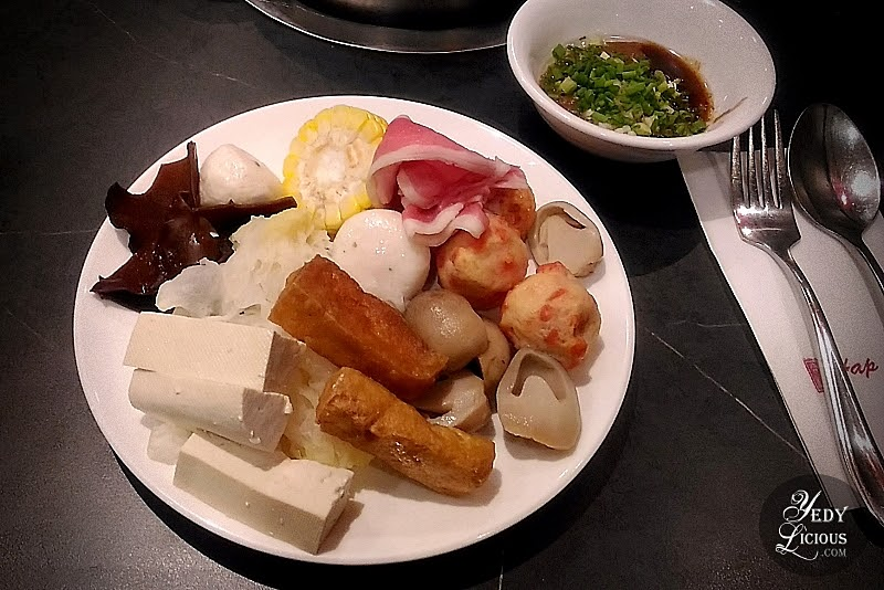 Hap Chan All-You-Can-Eat Unlimited Buffet and Shabu-Shabu at Robinsons Galleria Blog Review by YedyLicious Manila Food Blog of Yedy Calaguas, Unlimited Buffet Eat-All-You-Can Shabu-Shabu, Chinese Buffet with Shabu Shabu Hot Pot in Metro Manila, Hap Chan Chinese Restaurant Branches Buffet Rates Promo Website Facebook Phone number Address Instagram, Best Top Food Blog Review in Metro Manila Philippines