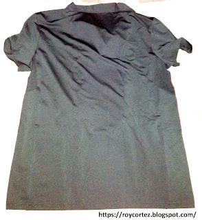 7 eleven unidesign dri fit polo shirt black