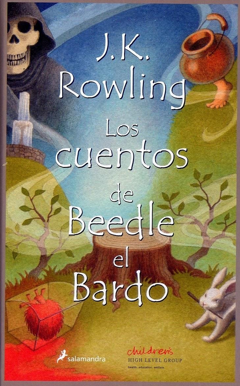 Saga Harry Potter: Los Cuentos De Beedle El Bardo, de J. K. Rowling