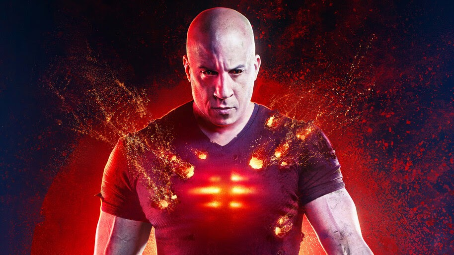 Bloodshot, Movie, Poster, Vin Diesel, 8K, #7.948