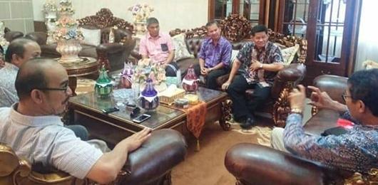 Gubernur Irwan Minta Pemkab dan Pemko Dorong Peningkatan Kompetensi Wartawan