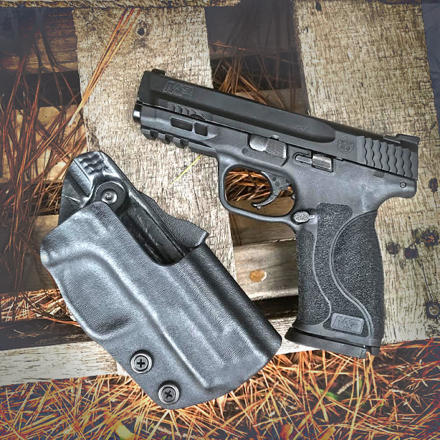 Smith & Wesson M&P 2.0, dara holsters, new m&p, M&P 2.0 holsters, kydex holsters, best m&p holsters, idpa holsters