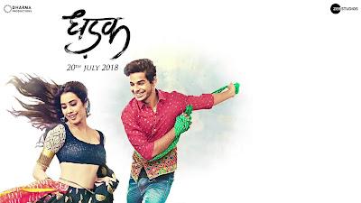 dhadak movie poster download