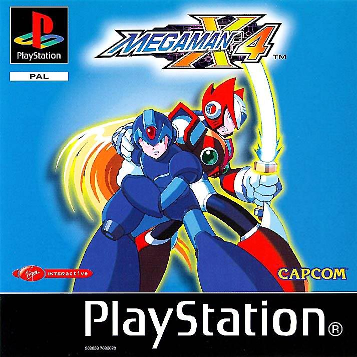 Mega Man X4 | Android | Ps1