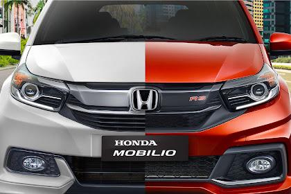 Promo Honda Mobilio Paket Kredit Terbaik Dan OTR  JABODETABEK