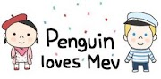 Penguin Loves Mev