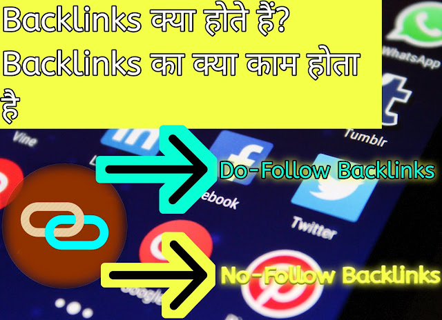 backlinks क्या है , seo के लिए backlinks