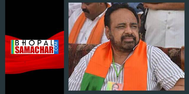 गोपाल भार्गव ने शिवराज सिंह के खिलाफ मोर्चा खोला   MP NEWS