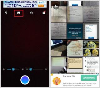Cara Menyalin Teks dari Buku / Gambar Tanpa Mengetik di Android