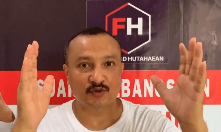 Ferdinand Hutahaean Ngamuk Gegara Bupati Ini Sebut Luhut Menteri Penjahit