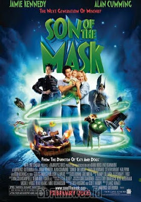 Sinopsis film Son of the Mask (2005)