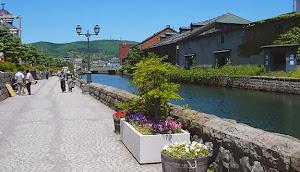 Otaru Canal Japan