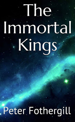 'The Immortal Kings' - cover image