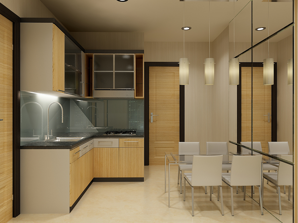 design interior kitchen set minimalis. Minimalist Kitchen Design Desain Rumah Minimalis