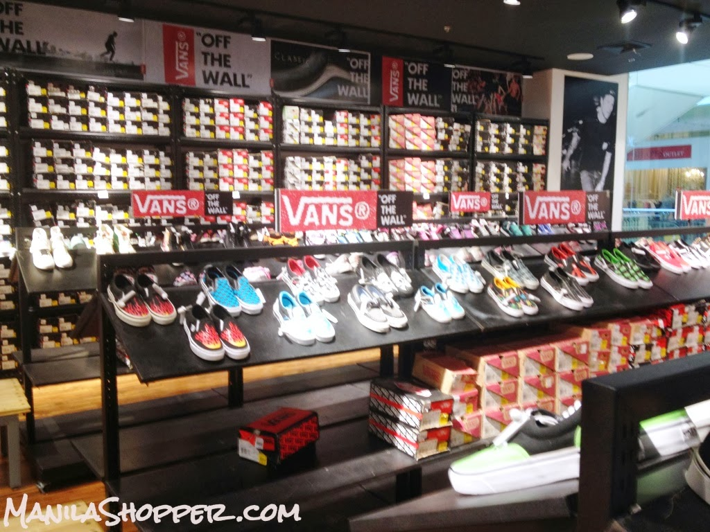 Manila Shopper: SM Fashion Outlet @SM City_Sucat Vans Outlet