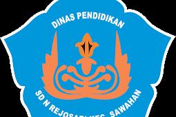 Download Logo SDN Rejosari Sawahan Madiun Vektor